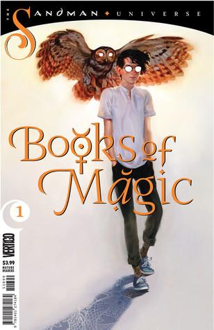 Books of Magic (2018-) #1 by Kat Howard
