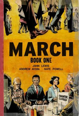 March: Book One by John Lewis, Andrew Aydin