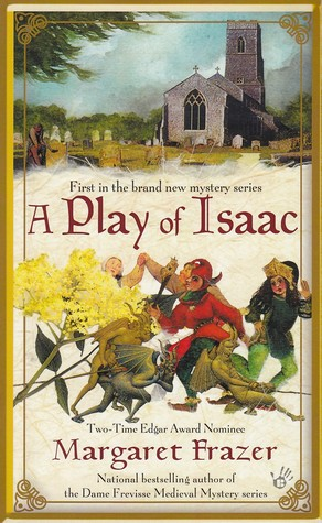 A Play of Isaac by Margaret Frazer