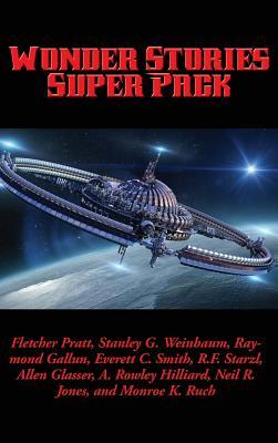 Wonder Stories Super Pack by Fletcher Pratt