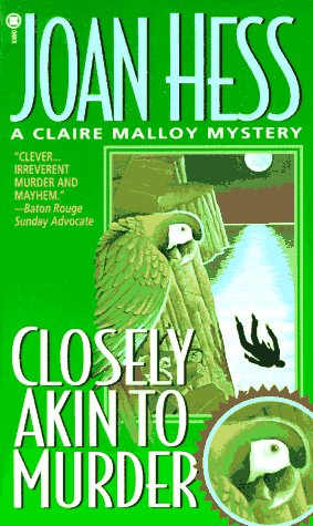 Closely Akin to Murder by Joan Hess