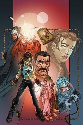 Araña Vol. 3: Night of the Hunter by Fiona Kai Avery, Francis Portela, Roger Cruz