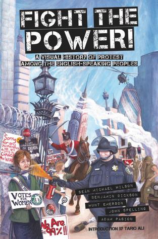 Fight the Power by Benjamin Dickson, Polyp, John Spelling, Adam Pasion, Hunt Emerson, Sean Michael Wilson