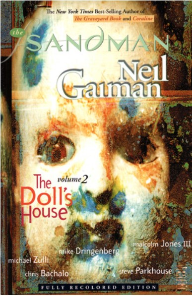 The Sandman, Vol. 2: The Doll's House by Neil Gaiman
