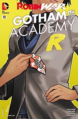 Gotham Academy #13 by Brenden Fletcher, Adam Archer