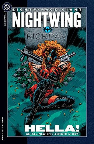Nightwing 80 Page Giant #1 by Chuck Dixon, Manuel Gutiérrez