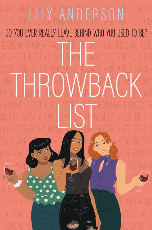 The Throwback List by Lily Anderson
