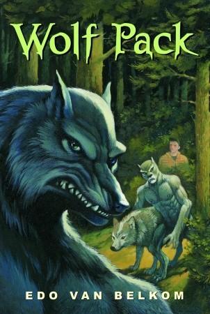 Wolf Pack by Edo Van Belkom