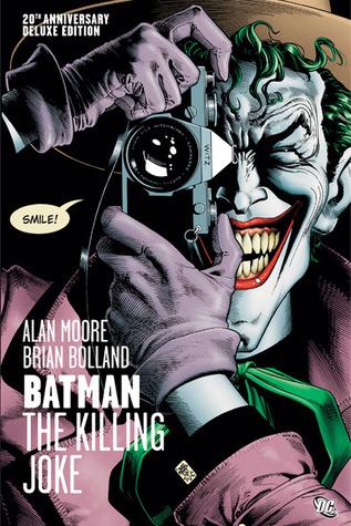 Batman: The Killing Joke by Tim Sale, Alan Moore, Brian Bolland