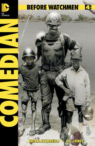 Before Watchmen: The Comedian #4 by John Higgins, Brian Azzarello, J.G. Jones