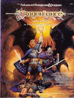 Dragonlance: Adventures by Margaret Weis, Tracy Hickman
