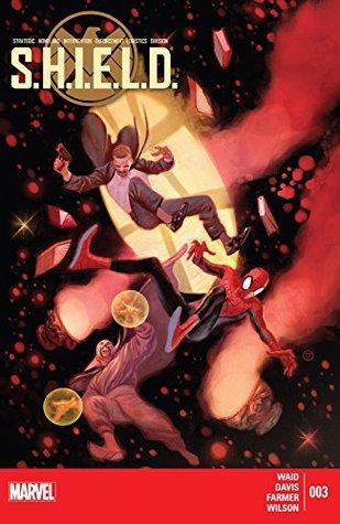 S.H.I.E.L.D. #3 by Mark Waid, Alan Davis, Julian Tedesco