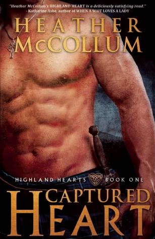 Captured Heart by Heather McCollum