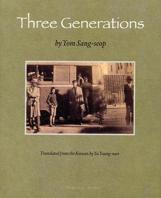 Three Generations by Young-nan Yu, Yom Sang-seop