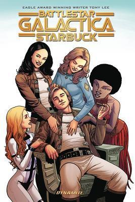 Battlestar Galactica (Classic): Starbuck by Eman Casallos, Tony Lee, Sean Chen