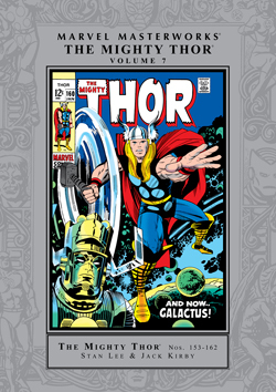 Marvel Masterworks: The Mighty Thor, Vol. 7 by Arlen Schumer, Larry Lieber, John Rhett Thomas, Joe Sinnott, Vince Colletta, Stan Lee, Jack Kirby