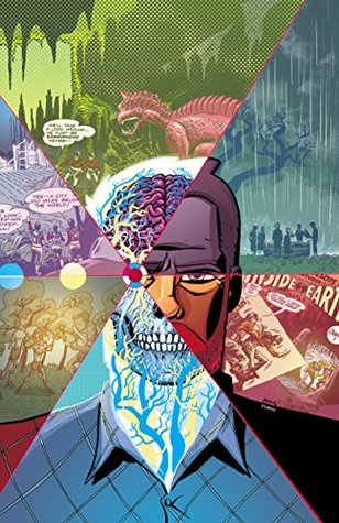Cave Carson Has a Cybernetic Eye (2016-) #1 by Jon Rivera, Nick Filardi, Michael Avon Oeming, Gerard Way, Tom Scioli