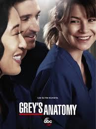 Grey's Anatomy Pilot: A Hard Day's Night (1x01) by Shonda Rhimes