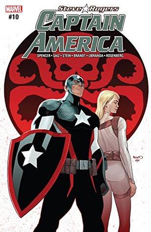 Captain America: Steve Rogers #10 by Ro Stein, Nick Spencer, Ted Brandt, Paul Renaud, Jesus Saiz, Kevin Libranda