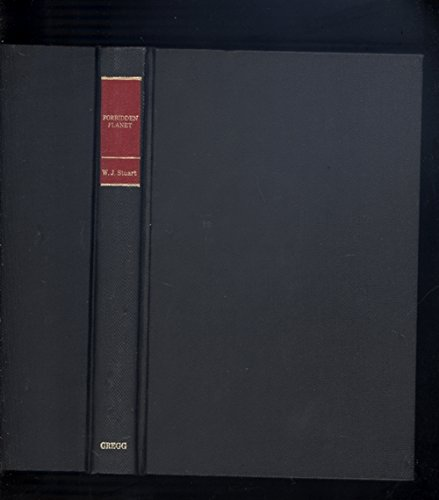 Forbidden Planet by W.J. Stuart
