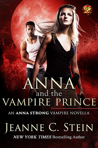Anna and the Vampire Prince by Jeanne C. Stein