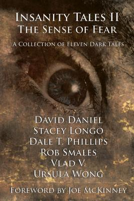 Insanity Tales II: The Sense of Fear by Vlad V, Rob Smales, Stacey Longo