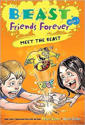 Meet the Beast (Beast Friends Forever, #1) by Vince Evans, Nate Evans
