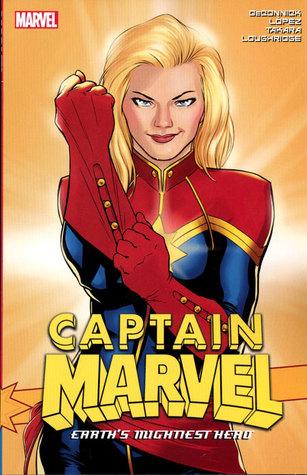 Captain Marvel: Earth's Mightiest Hero Vol. 3 by Marcio Takara, Laura Braga, Kelly Sue DeConnick, David López