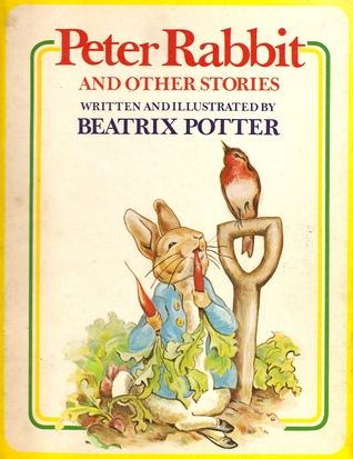 A Treasury of Peter Rabbit and Other Stories by Beatrix Potter