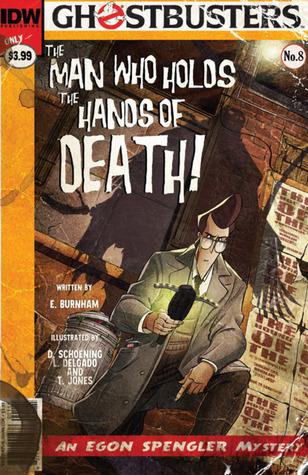 Ghostbusters, Volume 2: The Most Magical Place on Earth, Part 4 by Luis Antonio Delgado, Tristan Jones, Erik Burnham, Dan Schoening