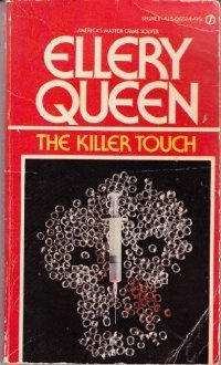 The Killer Touch by Ellery Queen, Charles W. Runyon