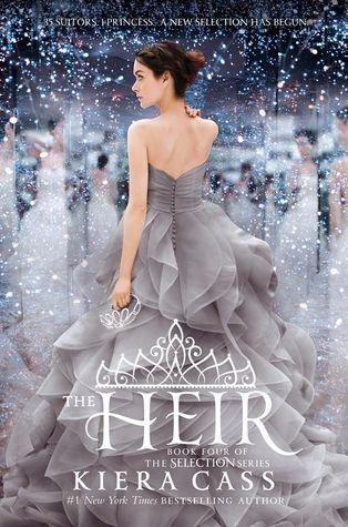 The Heir by Kiera Cass