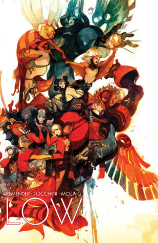 Low: Book One by Rick Remender, Greg Tocchini, Dave McCaig
