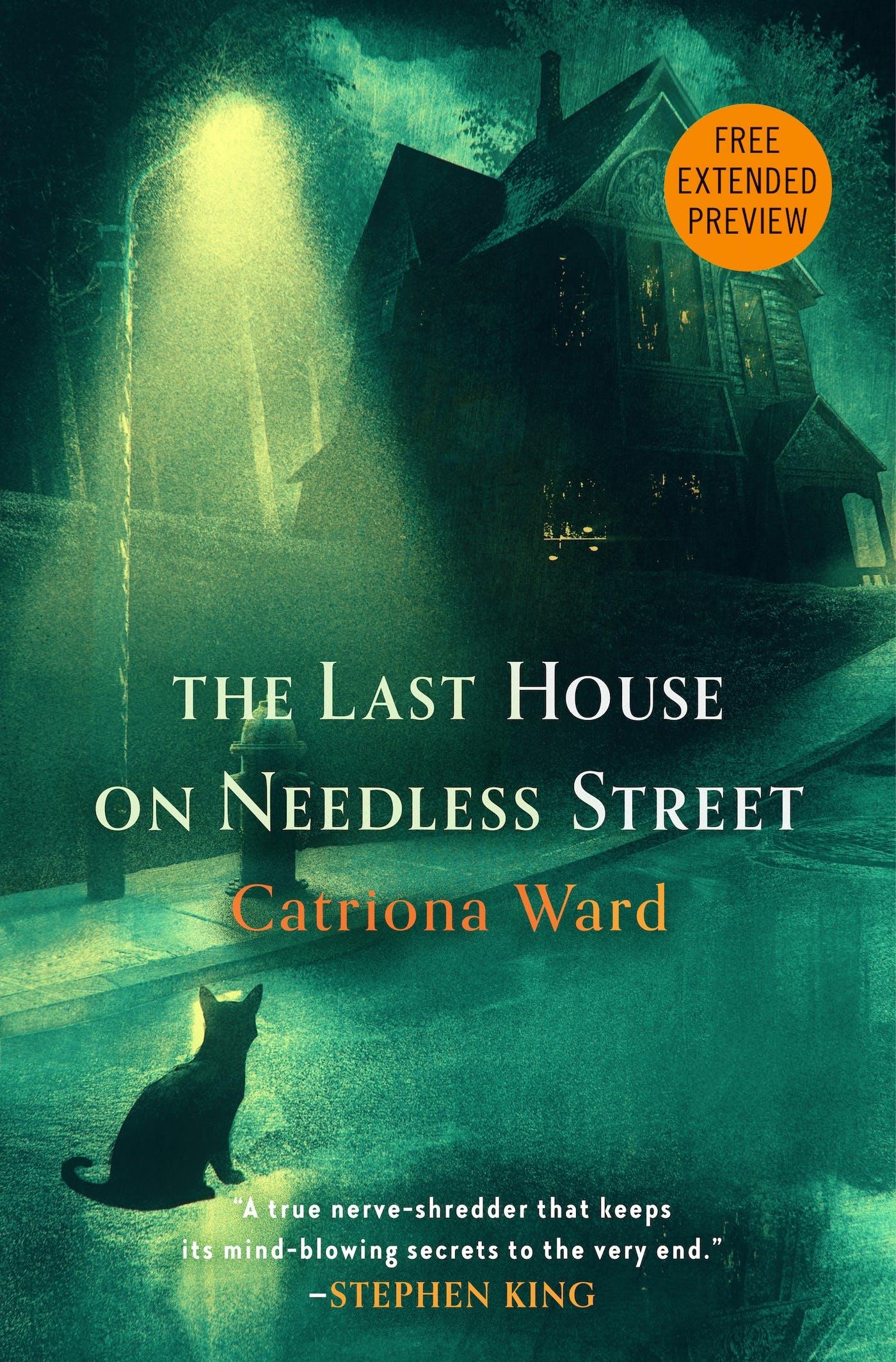 The Last House on Needless Street Sneak Peek by Catriona Ward