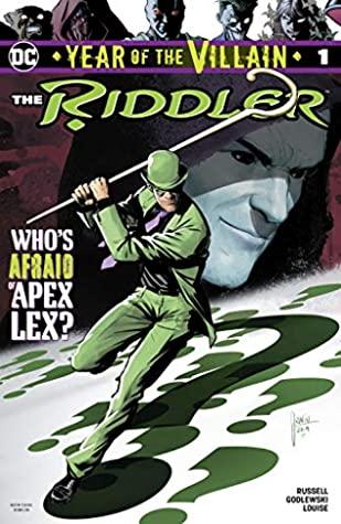 Riddler: Year of the Villain #1 by Mark Russell, Marissa Louise, Scott Godlewski, Mikel Janín