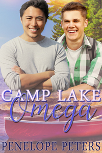 Camp Lake Omega by Penelope Peters