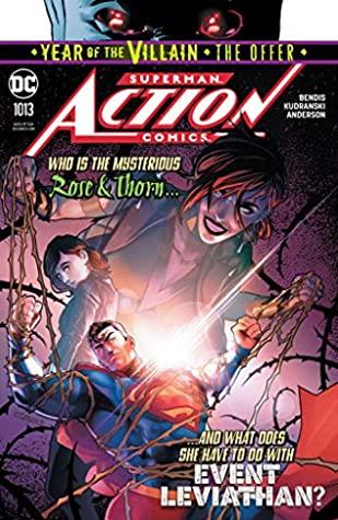 Action Comics (2016-) #1013 by Brian Michael Bendis, Szymon Kudranski, Jamal Campbell, Brad Anderson