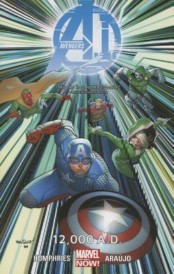 Avengers A.I. Volume 2: 12,000 A.D. by Sam Humphries, André Lima Araújo