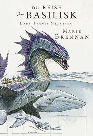 Die Reise der Basilisk by Marie Brennan