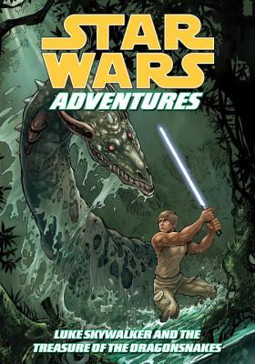 Star Wars Adventures: Luke Skywalker and the Treasure of the Dragonsnakes by Tom Taylor