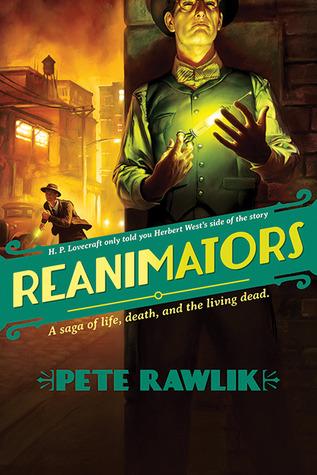Reanimators by Pete Rawlik