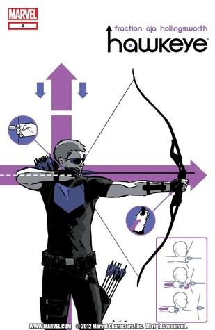 Hawkeye #2 by David Aja, Matt Fraction