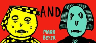 Amy and Jordan by Chip Kidd, Mark Beyer