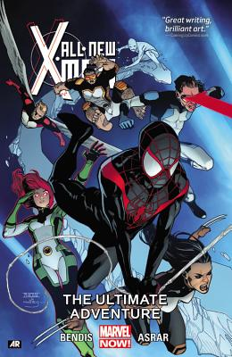 All-New X-Men, Volume 6: The Ultimate Adventure by