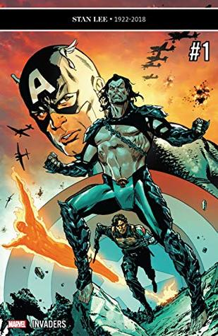 Invaders (2019-) #1 by Jackson Butch Guice, Carlos Magno, Chip Zdarsky