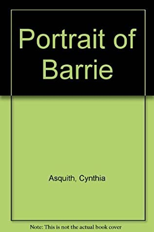 Portrait of Barrie by Lady Cynthia Asquith