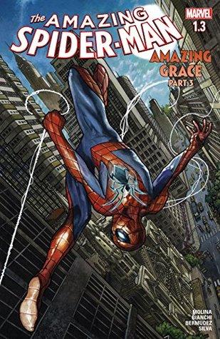 Amazing Spider-Man (2015-2018) #1.3 by Simone Bianchi, Jose Molina