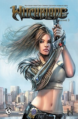 Witchblade, Volume 3: Gods & Monsters by Adriana Melo, Mike Choi, Ron Marz