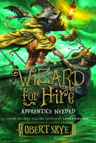 Apprentice Needed by Obert Skye
