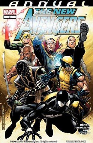 New Avengers (2004-2010) Annual #2 by Brian Michael Bendis, Jeffrey Huet, Carlo Pagulayan